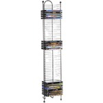 52 DVD/BR DISC TOWER - 63712035 - By ATLANTIC