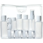 13-PC TRAVEL BOTTLE SET - TS333TB - By TRAVEL SMART BY CONAIR