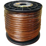 BLK  4AWG 100'POWER WIRE - GW4BK100Z - By DB LINK