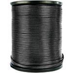 250FT 8-G BLK POWER WIRE - STGW8BK250Z - By DB LINK