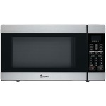 1.8 CF STANLS MICROWAVE - MCD1811ST - By MAGIC CHEF