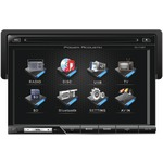 7IN 1DIN TSCRN W DVD BLTH - PD-710B - By POWER ACOUSTIK