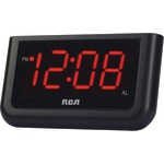 1.4IN RED DISPLAY CLOCK - RCD30 - By RCA