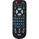 4 DEV PALM-SIZED REMOTE - RCR504BR - By RCA
