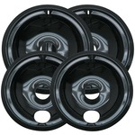 PRCLN DRIP PANS B 2SM/2LG - P119204XN - By RANGE KLEEN