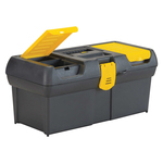 2-LID ORGANIZER TOOL BOX - 016011R - By STANLEY