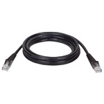 CAT5E PATCH CABLE 100 FT - N001-100-BK - By TRIPP LITE