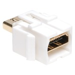 HDMI WALL PLATE COUPLER - P164-000-KJ-WH - By TRIPP LITE
