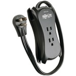 3OUTLT SURGE W USB - TRAVELER3USB - By TRIPP LITE