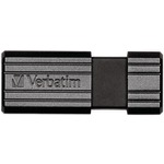 64GB PNSTRP BLK USB - 49065 - By VERBATIM