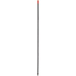 4FT BLK FBRGLS CB ANTENNA - 4-B-HC - By TRAM