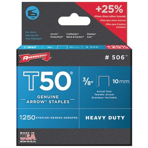 STAPLES FOR RTO-039 STAPLE GUN - 50624        - NONE