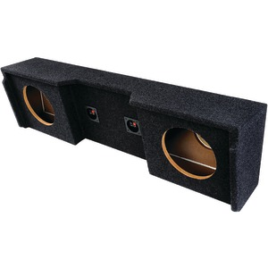 "B BOX SERIES SUBWOOFER BOXES (12"" DUAL DOWN-FIRE) - A152-12CP - ATREND"