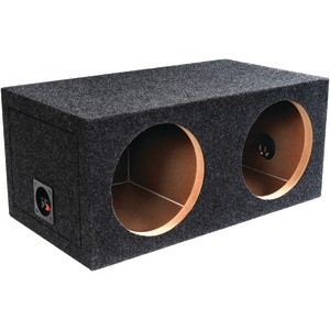 B BOX SERIES DUAL SEALED BASS BOXES (12&quot;) - E12D - ATREND
