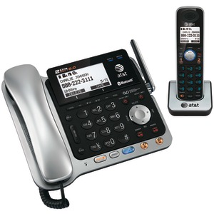 DECT 6.0 DUL CRD-LESS PHN - TL86109 - ATT