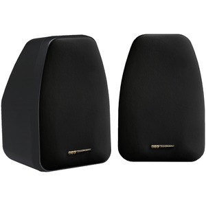 ADATTO INDOOR/OUTDOOR SPEAKERS (BLACK) - ADATTO DV52SI - BIC AMERICA