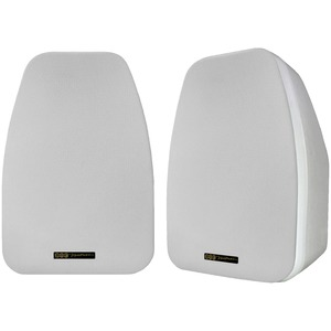 ADATTO INDOOR/OUTDOOR SPEAKERS (WHITE) - ADATTO DV52SIW - BIC AMERICA