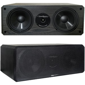 CENTER CHANNEL SPEAKER - DV62CLR-S - BIC AMERICA