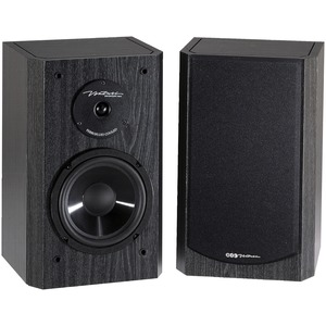 6.5 inch  BOOKSHELF SPEAKERS - DV62SIB - BIC AMERICA