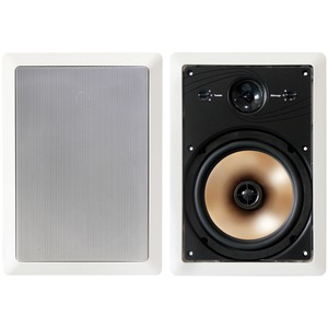 "8"", 3-WAY ACOUSTECH SERIES IN-WALL SPEAKERS - HT8W - BIC AMERICA"
