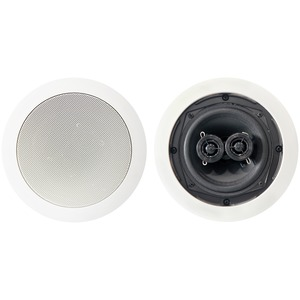 5&quot; DUAL VOICE COIL STEREO CEILING SPEAKER - MSR5D - BIC AMERICA