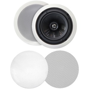 "6.5"" WEATHER-RESISTANT MURO CEILING SPEAKERS - MSRPRO6 - BIC AMERICA"