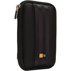 PORTABLE HARD DRIVE CASE - QHDC-10BLACK - CASE LOGIC