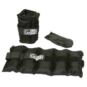 10LBS TOTAL ANKLE WEIGHTS - GF-10W - GOFIT