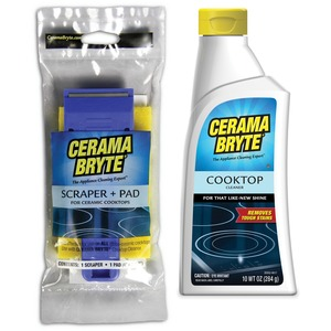 COOKTOP CLEANING KIT - 27068 - CERAMA BRYTE