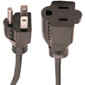 IN-OUT GROUNDED EXT CORD - JASHEP50369 - GE