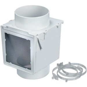 HEAT SAVER & LINT TRAP - EX12 - NONE