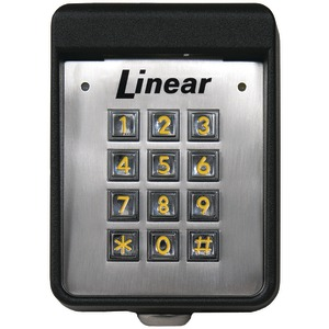 EXTERIOR DIGITAL KEYPAD - AK-11 - LINEAR