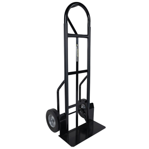 BLACK MONSTER STEEL LOOP HANDLE HAND TRUCK - MT10006 - MONSTER TRUCKS