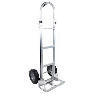 ALUMINUM CART WITH SOLID RUBBER TIRES (STICK HANDLE) - MT10007 - MONSTER TRUCKS