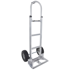 ALUMINUM CART WITH FOAM RUBBER TIRES (STICK HANDLE) - MT10008 - MONSTER TRUCKS