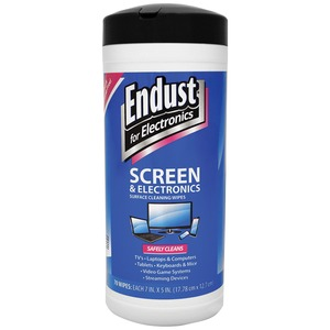 LCD MONITOR POP UP WIPES - 11506 - ENDUST