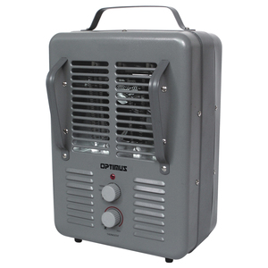 UTILITY HEATER W THERMO - H-3013 - OPTIMUS