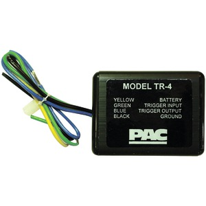 LOW-VOLTAGE REMOTE TURN-ON TRIGGER - TR-4 - PAC