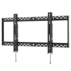 "UNIVERSAL 42""–71"" FLAT PANEL WALL MOUNT (BLACK) - SF670P - PEERLESS"
