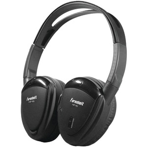 DUALCHANNEL IR HEADPHONES - HP-12S - POWER ACOUSTIK