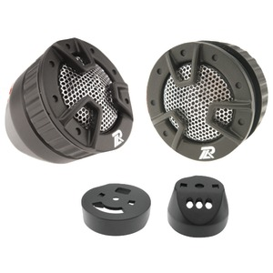 250-WATT, 4-WAY MOUNT TWEETER - NB-4 - POWER ACOUSTIK