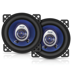 4 inch  COAXIAL SPEAKERS - PL42BL - PYLE