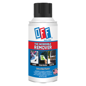 GET OFF INK/ADHESIVE REMOVER - IR       - UNAVAILABLE