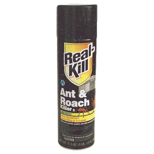 REAL-KILL ANT & ROACH SPRAY - 707183 - NONE