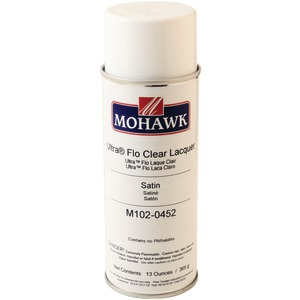 CLEAR SATIN SPRAY - 102-0452 - NONE