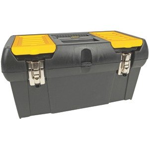 "19"" TOOL BOX/REMOVABLE TRAY - 019151M - STANLEY"