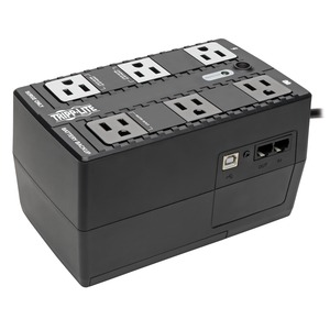 GREEN UPS SYSTEM (OUTPUT POWER CAPACITY: 350VA/180W) - ECO350UPS - TRIPPLITE