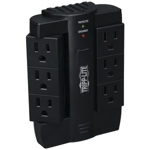 6-OUTLET SWIVEL SURGE SUPPRESSOR (BASIC) - SWIVEL6 - TRIPPLITE