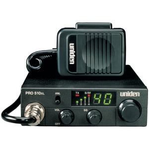 40-CHANNEL COMPACT CB RADIO - PRO510XL - UNIDEN