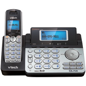 DECT 6.0 2-LN CRDLESS PHN - DS6151 - VTECH